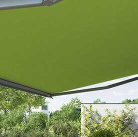 Image of Canvas Awnings