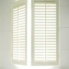 Image of Faux Wood Shutters