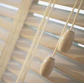 Image of Wooden Venetian Blinds