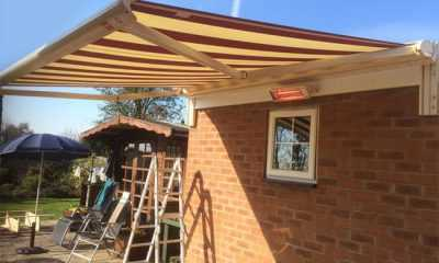 Image of Domestic Awning