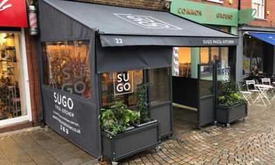 Image of Sugo Pasta Kitchen canopy