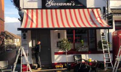 Image of Giovanni's Awning